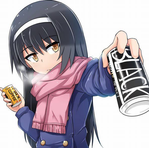 【ガルパン】冷泉麻子(れいぜいまこ)のエロ画像【ガールズ&パンツァー】【21】