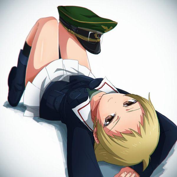 【ガルパン】エルヴィン(松本里子)のエロ画像【ガールズ&パンツァー】【15】