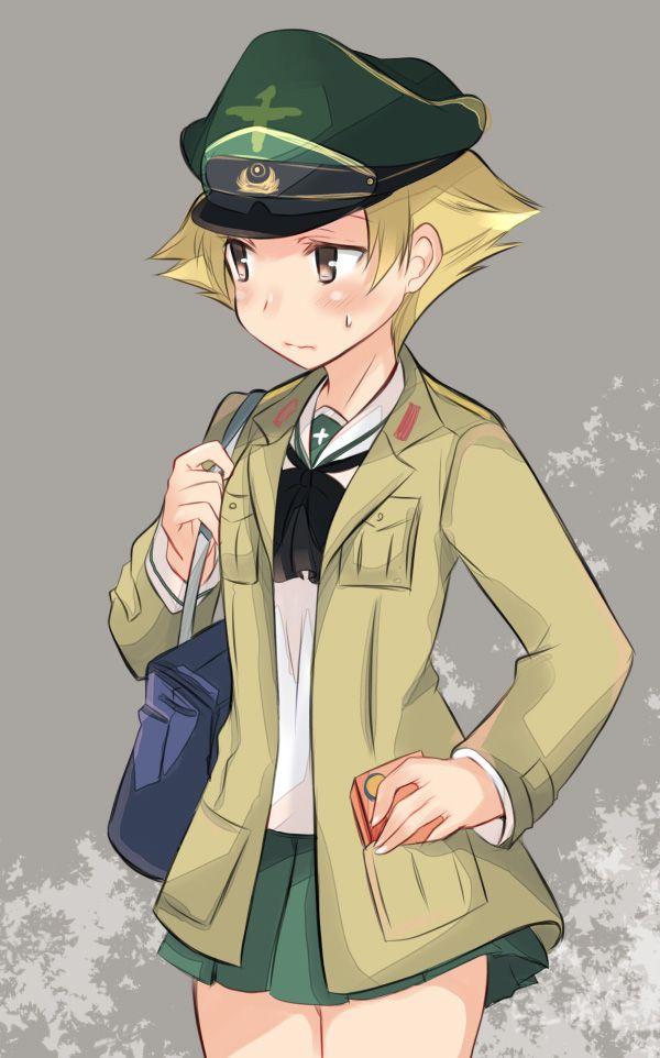 【ガルパン】エルヴィン(松本里子)のエロ画像【ガールズ&パンツァー】【31】