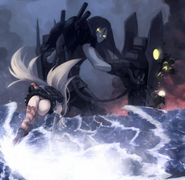 【艦これ】戦艦ル級(せんかんるきゅう)のエロ画像【艦隊これくしょん】【33】