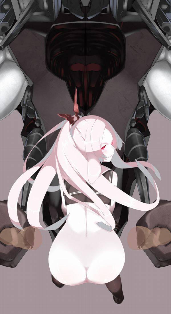 【艦これ】装甲空母鬼&装甲空母姫(そうこうくうぼき)のエロ画像【艦隊これくしょん】【9】