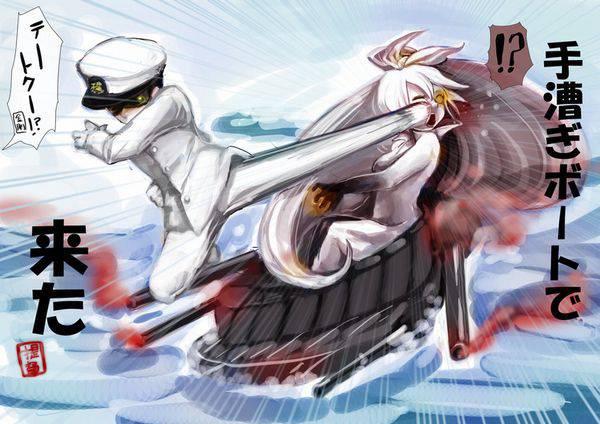 【艦これ】装甲空母鬼&装甲空母姫(そうこうくうぼき)のエロ画像【艦隊これくしょん】【23】
