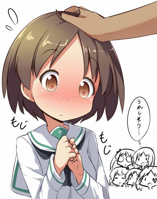 【ガルパン】丸山紗希(まるやまさき)のエロ画像【ガールズ&パンツァー】【10】