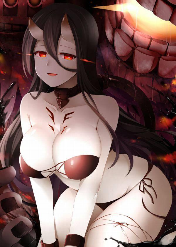 【艦これ】戦艦棲姫(せんかんせいき)のエロ画像【艦隊これくしょん】【35】