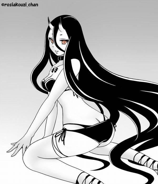【艦これ】戦艦棲姫(せんかんせいき)のエロ画像【艦隊これくしょん】【77】