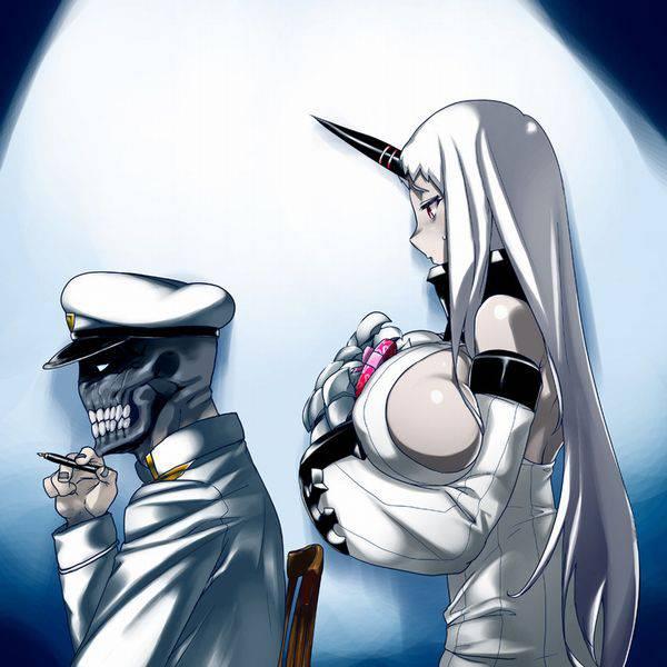 【艦これ】港湾棲姫(こうわんせいき)のエロ画像【艦隊これくしょん】【21】