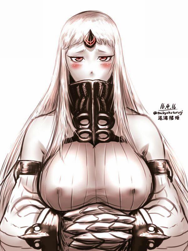 【艦これ】港湾棲姫(こうわんせいき)のエロ画像【艦隊これくしょん】【46】