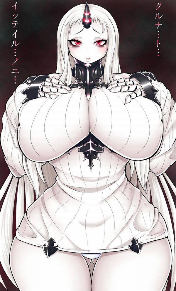 【艦これ】港湾棲姫(こうわんせいき)のエロ画像【艦隊これくしょん】【56】