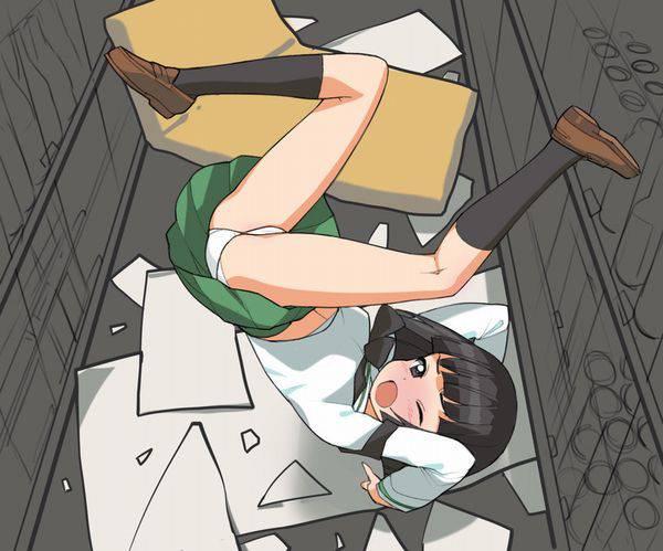 【ガルパン】後藤モヨ子(ごとうもよこ)&金春希美(こんぱるのぞみ)のエロ画像【ガールズ&パンツァー】【5】