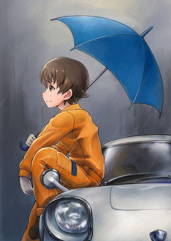 【ガルパン】中嶋悟子(ナカジマ)のエロ画像【ガールズ&パンツァー】【40】