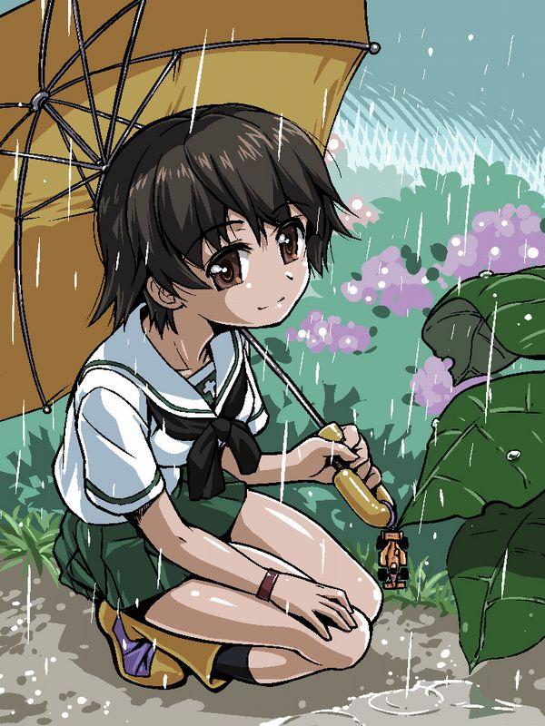 【ガルパン】中嶋悟子(ナカジマ)のエロ画像【ガールズ&パンツァー】【41】