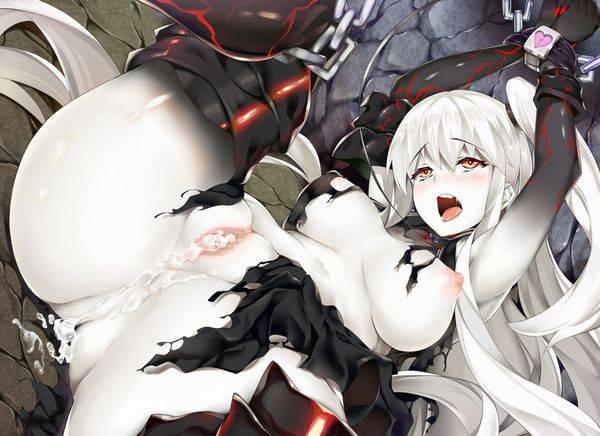 【艦これ】空母棲姫(くうぼせいき)のエロ画像【艦隊これくしょん】【1】