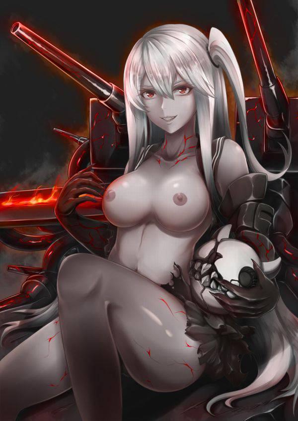 【艦これ】空母棲姫(くうぼせいき)のエロ画像【艦隊これくしょん】【5】