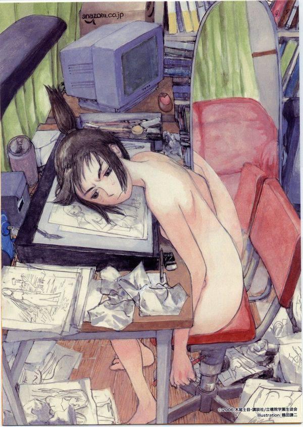 【オタ部屋】自室で過ごす腐女子の二次画像【7】