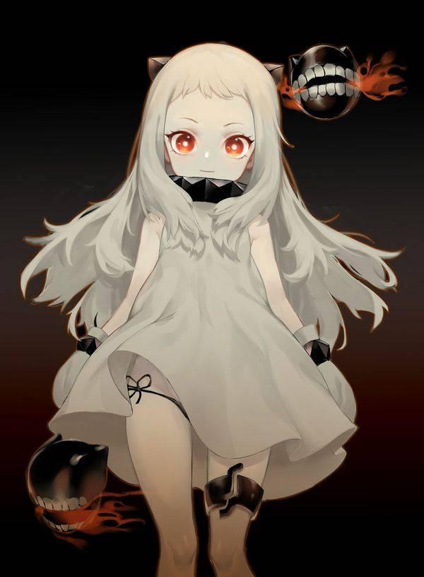 【艦これ】北方棲姫(ほっぽうせいき)のエロ画像【艦隊これくしょん】【15】