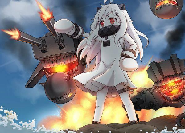【艦これ】北方棲姫(ほっぽうせいき)のエロ画像【艦隊これくしょん】【16】