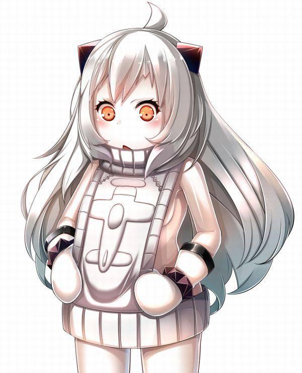【艦これ】北方棲姫(ほっぽうせいき)のエロ画像【艦隊これくしょん】【28】