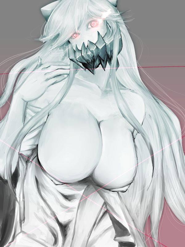 【艦これ】中間棲姫(ちゅうかんせいき)のエロ画像【艦隊これくしょん】【4】