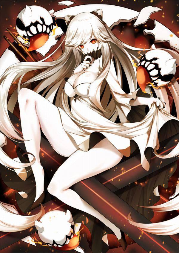【艦これ】中間棲姫(ちゅうかんせいき)のエロ画像【艦隊これくしょん】【8】