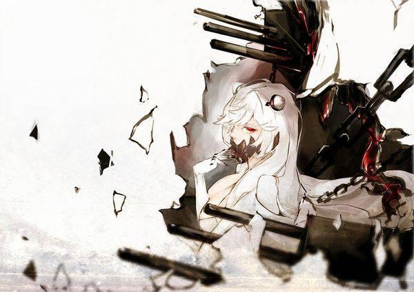 【艦これ】中間棲姫(ちゅうかんせいき)のエロ画像【艦隊これくしょん】【17】