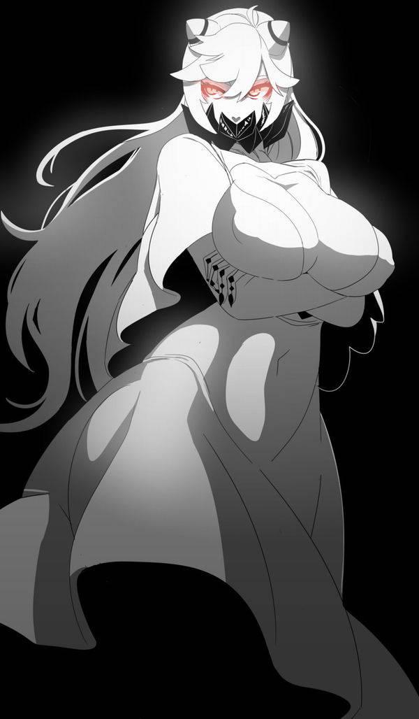 【艦これ】中間棲姫(ちゅうかんせいき)のエロ画像【艦隊これくしょん】【18】