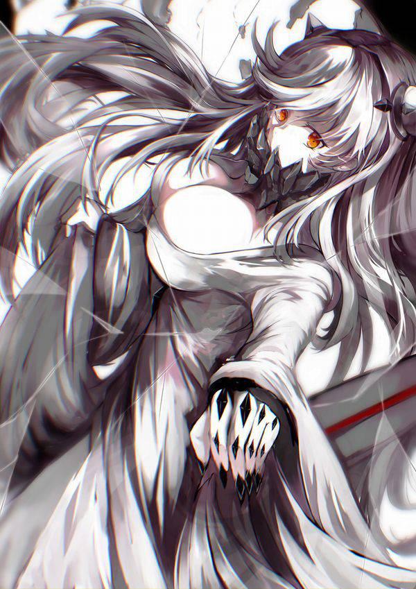 【艦これ】中間棲姫(ちゅうかんせいき)のエロ画像【艦隊これくしょん】【36】
