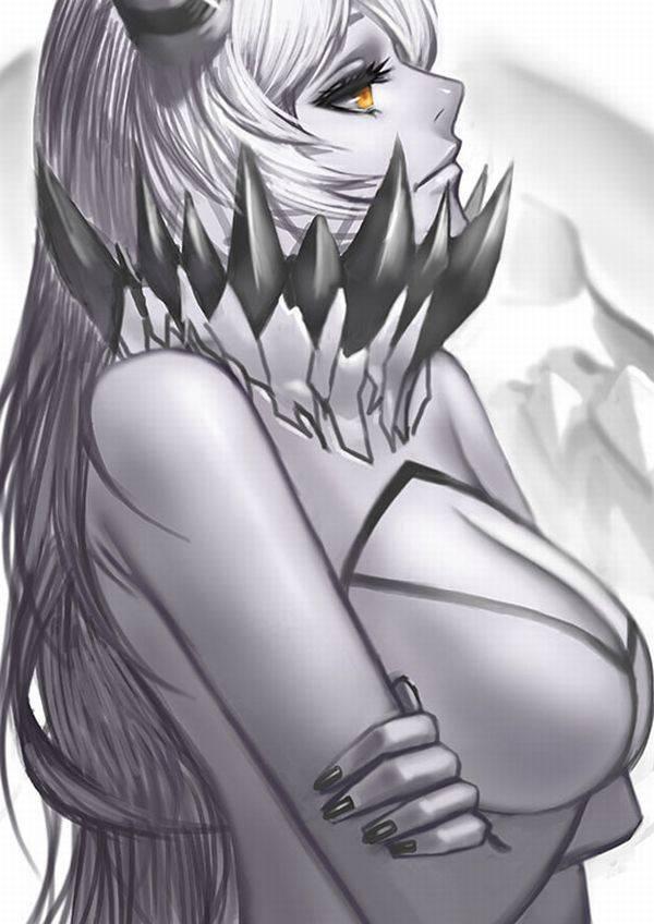 【艦これ】中間棲姫(ちゅうかんせいき)のエロ画像【艦隊これくしょん】【37】