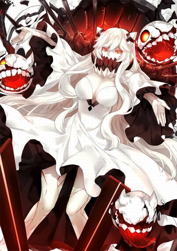 【艦これ】中間棲姫(ちゅうかんせいき)のエロ画像【艦隊これくしょん】【40】