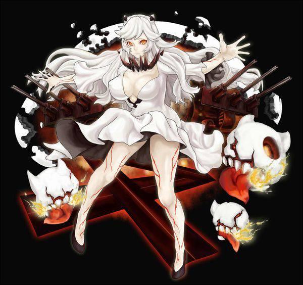 【艦これ】中間棲姫(ちゅうかんせいき)のエロ画像【艦隊これくしょん】【49】