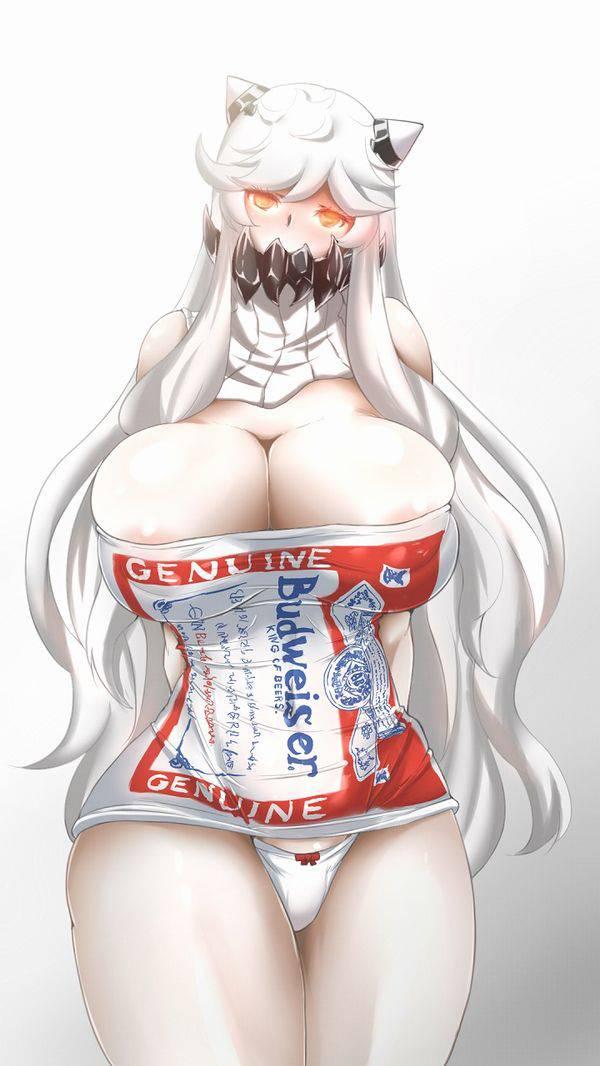【艦これ】中間棲姫(ちゅうかんせいき)のエロ画像【艦隊これくしょん】【50】