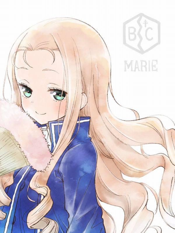 【ガルパン】マリーのエロ画像【ガールズ&パンツァー】【31】
