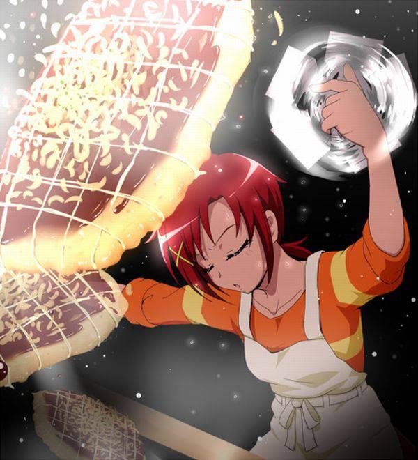 【大阪】お好み焼きと女子の二次画像【広島】【13】
