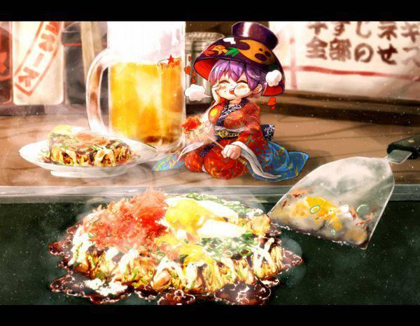 【大阪】お好み焼きと女子の二次画像【広島】【20】