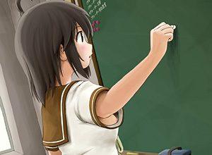 【女子校には居るのかな?】ノーブラ女子高生の二次エロ画像