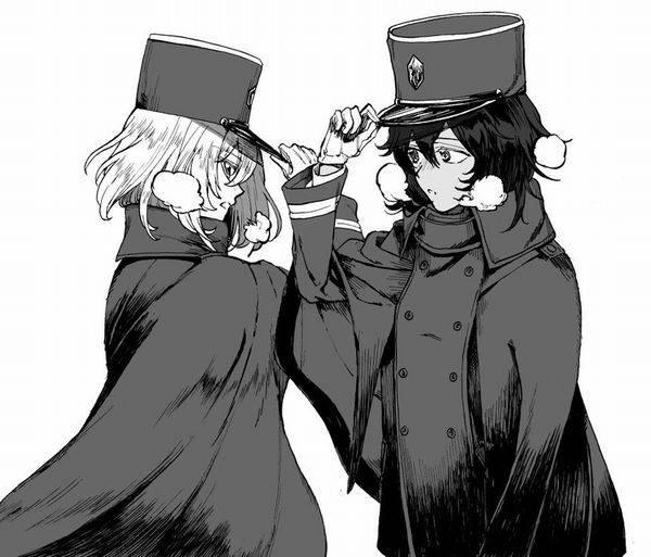 【ガルパン】押田のエロ画像【ガールズ&パンツァー】【37】