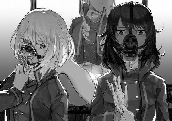 【ガルパン】押田のエロ画像【ガールズ&パンツァー】【45】