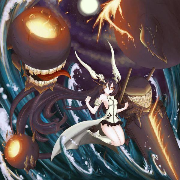 【艦これ】泊地水鬼(はくちすいき)のエロ画像【艦隊これくしょん】【23】