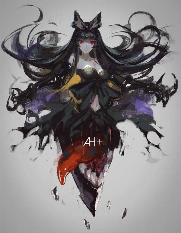 【艦これ】水母棲姫(すいぼせいき)のエロ画像【艦隊これくしょん】【3】