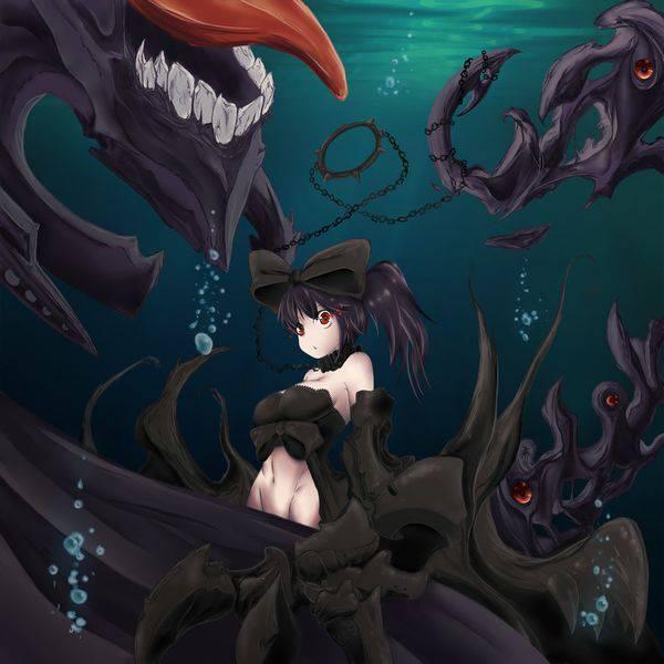 【艦これ】水母棲姫(すいぼせいき)のエロ画像【艦隊これくしょん】【30】