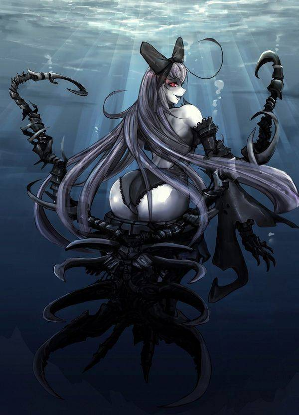 【艦これ】水母棲姫(すいぼせいき)のエロ画像【艦隊これくしょん】【34】