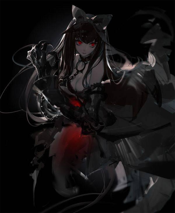 【艦これ】水母棲姫(すいぼせいき)のエロ画像【艦隊これくしょん】【49】