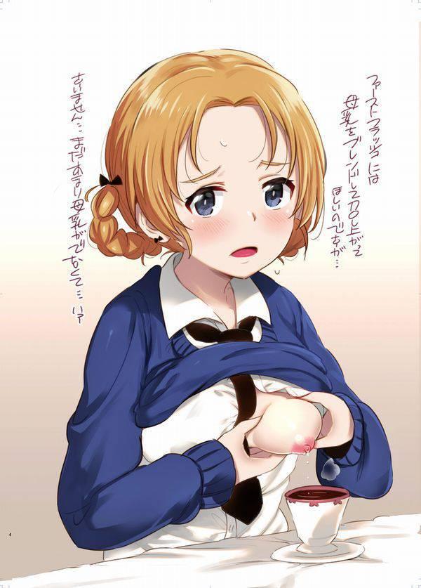 【ガルパン】オレンジペコのエロ画像【ガールズ&パンツァー】【9】
