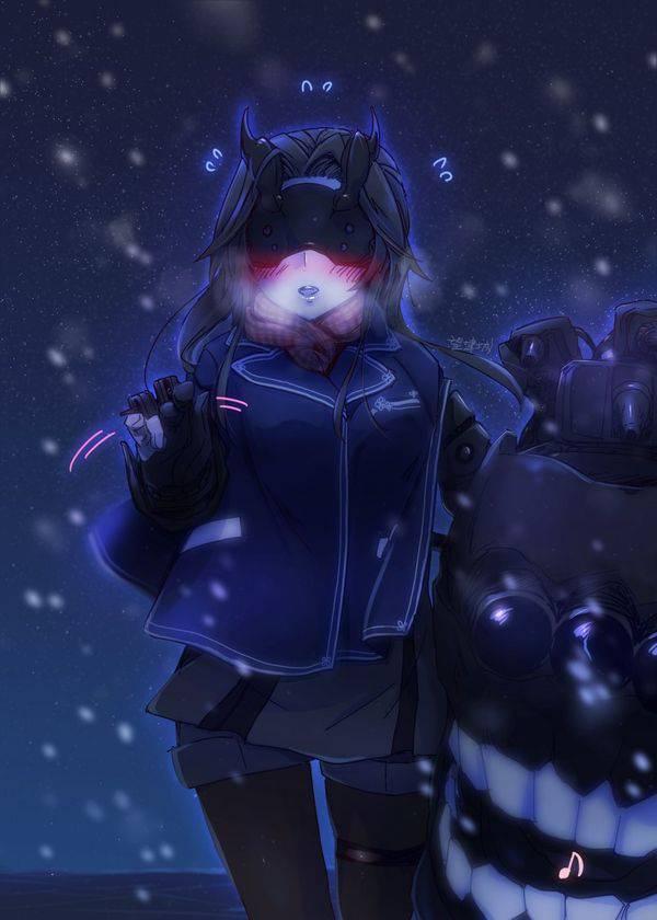 【艦これ】軽巡棲姫(けいじゅんせいき)のエロ画像【艦隊これくしょん】【19】