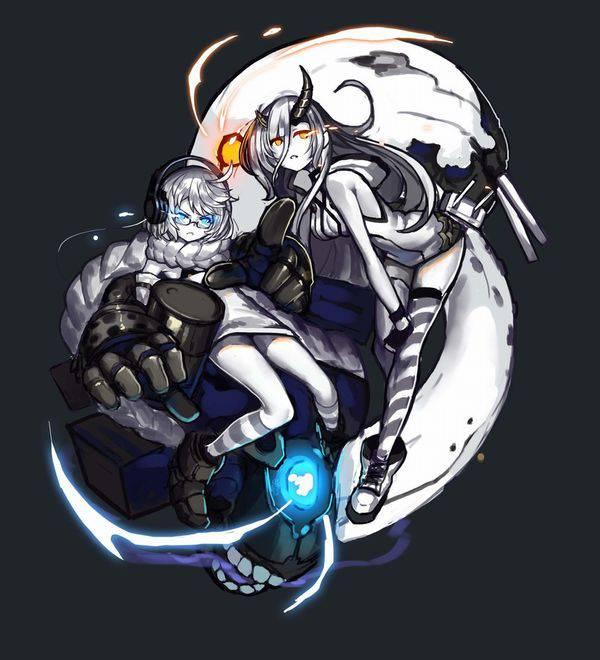 【艦これ】集積地棲姫(しゅうせきちせいき)のエロ画像【艦隊これくしょん】【5】