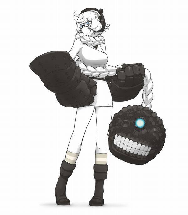 【艦これ】集積地棲姫(しゅうせきちせいき)のエロ画像【艦隊これくしょん】【37】