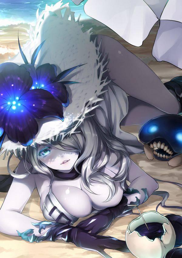 【艦これ】港湾夏姫(こうわんなつき)のエロ画像【艦隊これくしょん】【3】