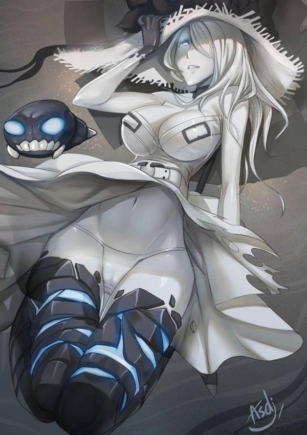 【艦これ】港湾夏姫(こうわんなつき)のエロ画像【艦隊これくしょん】【12】