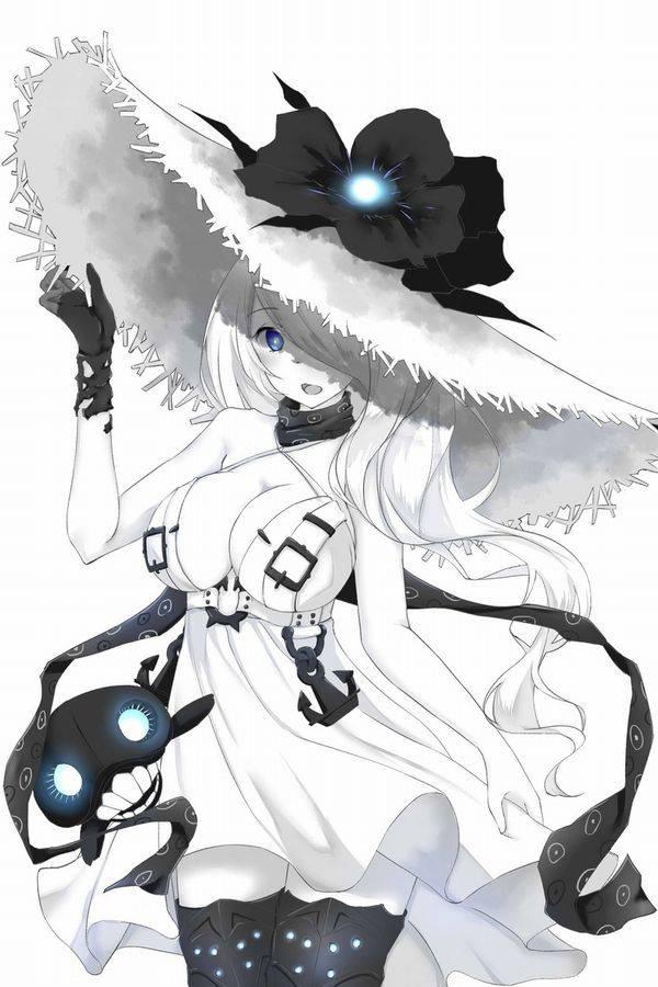 【艦これ】港湾夏姫(こうわんなつき)のエロ画像【艦隊これくしょん】【15】