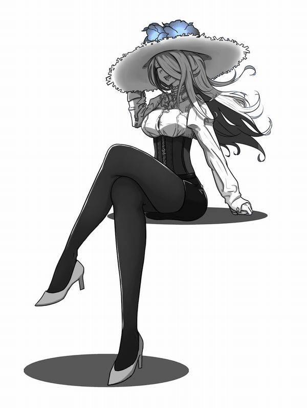 【艦これ】港湾夏姫(こうわんなつき)のエロ画像【艦隊これくしょん】【30】