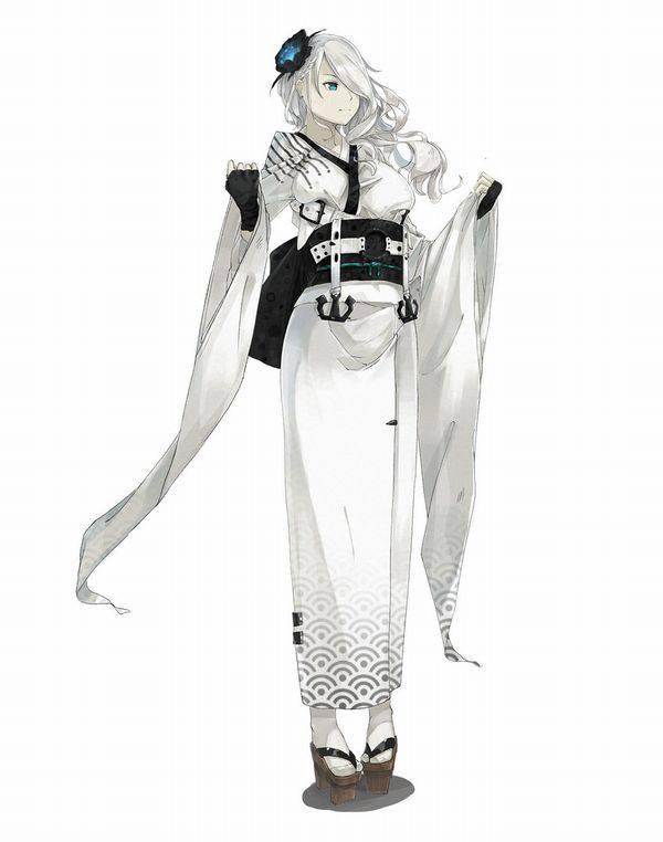 【艦これ】港湾夏姫(こうわんなつき)のエロ画像【艦隊これくしょん】【37】